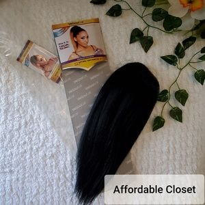 Accessories - •Synthetic Ponytail •